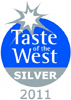 Taste of the West Award 2011 - Silver