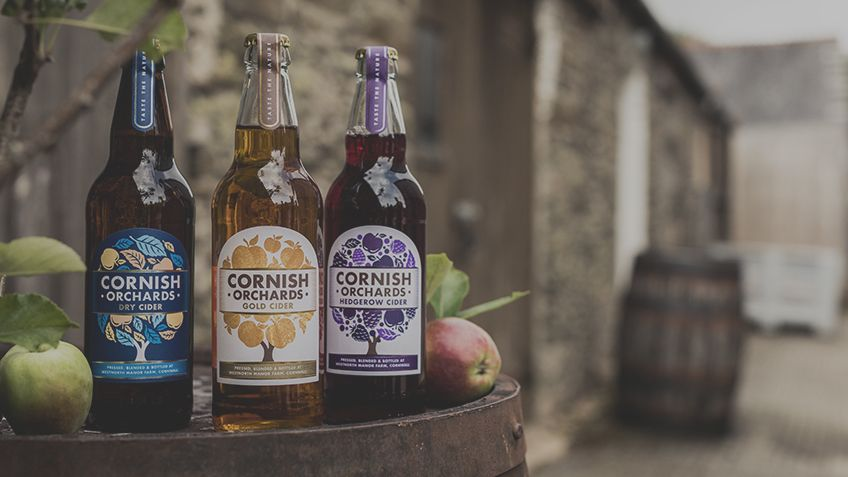 DELICIOUS PREMIUM CORNISH CIDERS