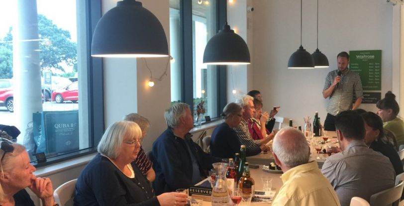 A successful Cider Masterclass at the Great Cornish Food Store