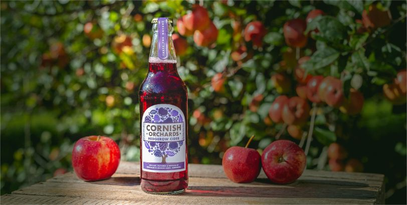 Join us at our exclusive Hedgerow cider launch party