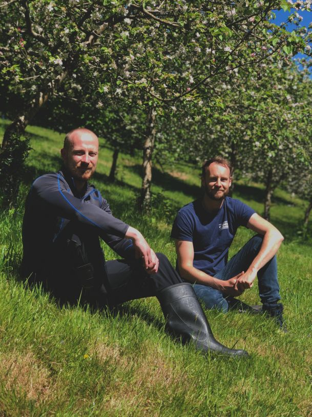 World Cider Day: Discover the secrets of a Cornish Orchards cider maker