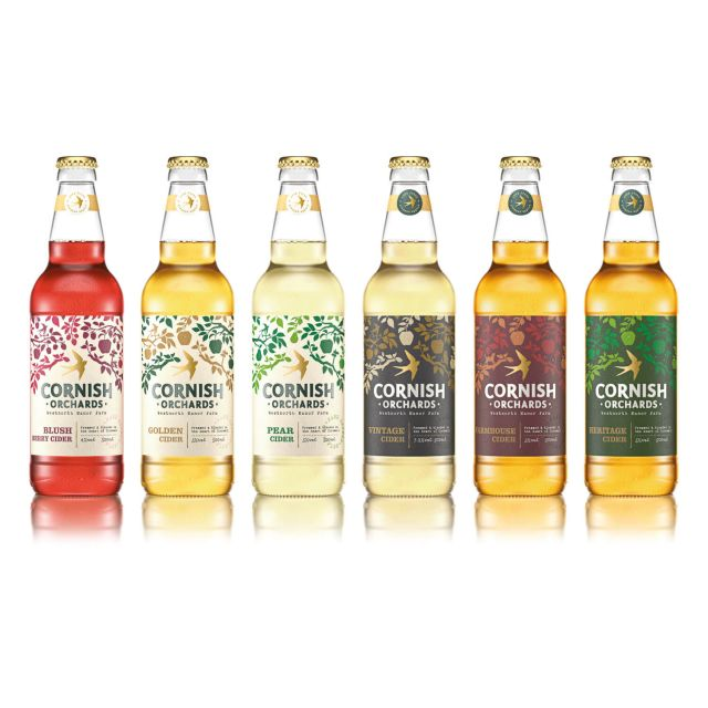 Cider Selection Case