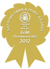 CAMRA National Cider of the Year 2012 - Gold