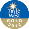 Taste of the West Award 2012 - Gold